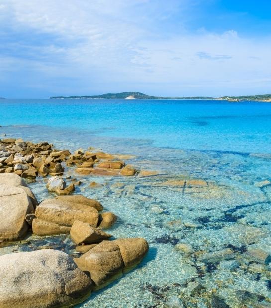 Punta Molentis sardegna